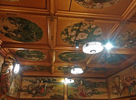 福ねこat百段階段、昭和初期の建築で妄想膨らむ